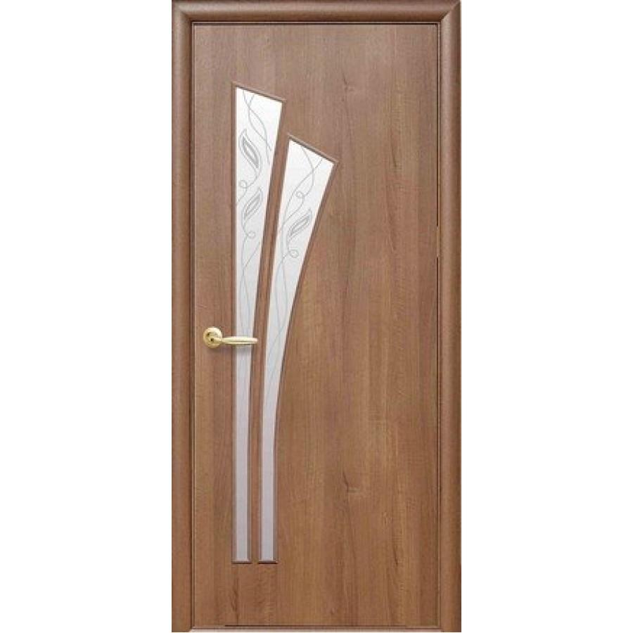 Дверь Лилия
